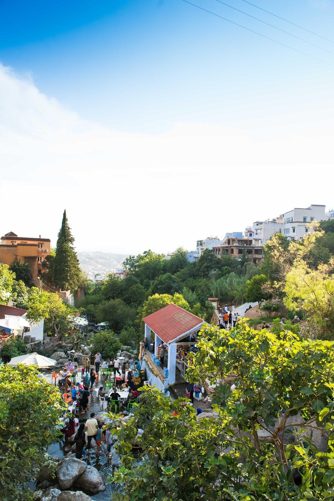 chefchaouen blue city morocco liquidgrain liquid grain kathryn