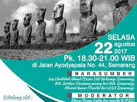 Diskusi patung: antara seni, budaya dan agama
