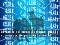 investire nei mercati azionari