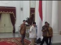 Ini Komentar Pengamat, Soal Alasan Prabowo Datang Ke Istana Untuk Bertemu Jokowi