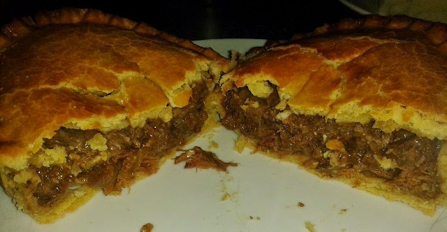 Nice Pie Steak and Stilton Pie Review