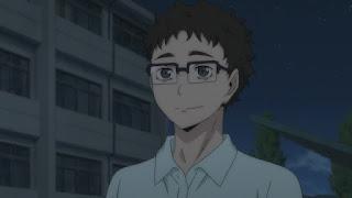 ハイキュー!! アニメ 2期5話 武田一鉄 | HAIKYU!! Season2 Episode 5