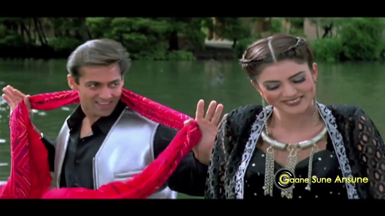 Chunari Chunari Lyrics Biwi No 1 Ft Salman Khan X Sushmita Sen