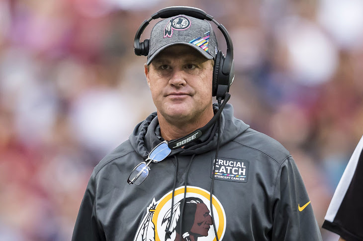 Jay Gruden Is Out As Head Coach In Washington