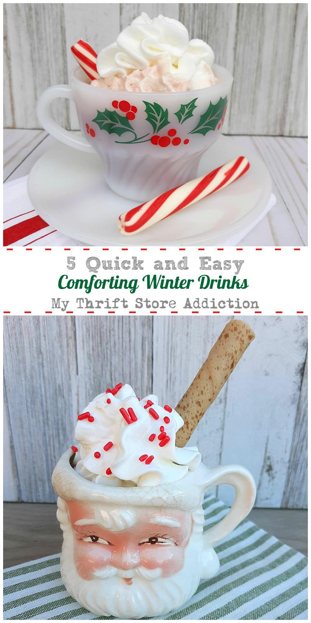 5 winter drink recipes