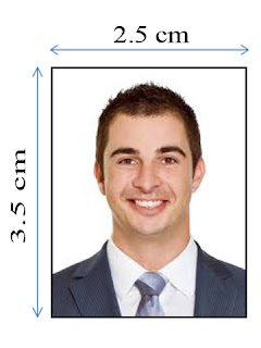 how to make Passport Size Photo