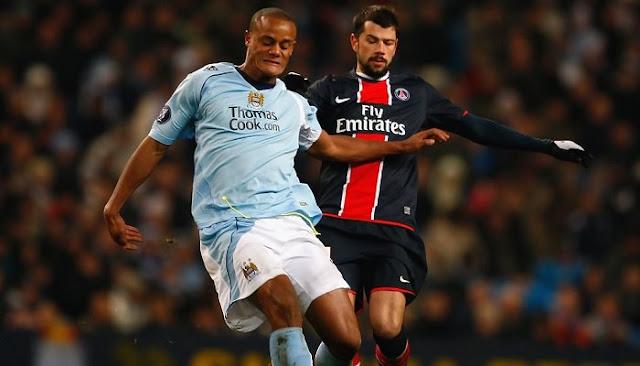 PSG vs Manchester City en vivo
