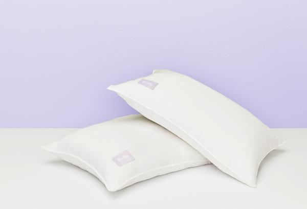 review buffy firm cloud pillow the