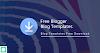 Blogger के लिए Best 10 Templates - Top Free Blog Template 2021