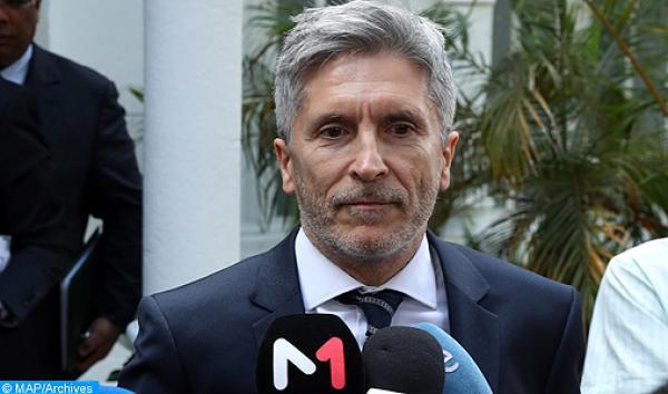 وزير الداخلية الإسباني: ليس لدينا أي مشكل مع المغرب
