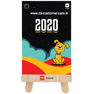 What is the price-review of Mi Powsome Calendar 2020?