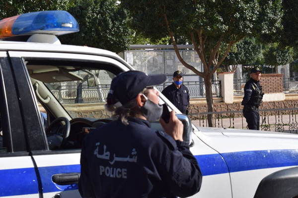 """180 ألف شرطي لمجابهة  انتشار وباء  """"كورونا"""""""