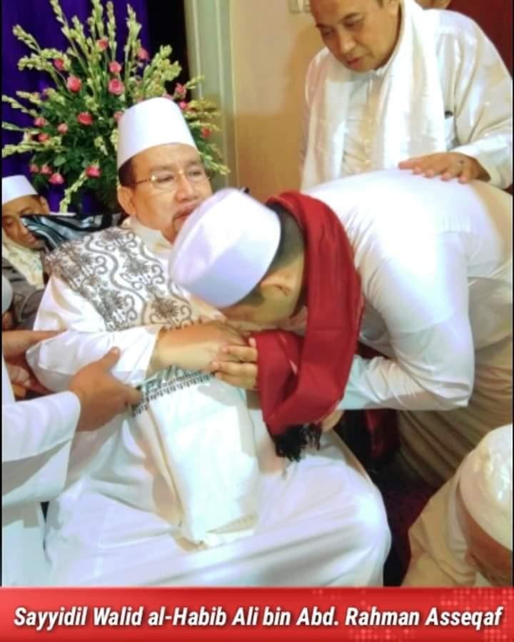 Ketinggian Adab Imam Syafi'i Terhadap Ahlul Bait Rasulullah