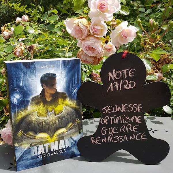 Batman : Nightwalker de Marie Lu