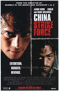 China Strike Force (2002) Dual Audio 300mb Hindi download