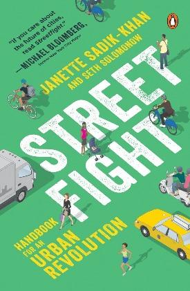 Livro: Street fight / Autores: Janette Sadik-Khan e Seth Solomonow