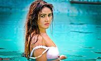 Sony Charishta in Swimming Pool Beats the Heat 10.jpg
