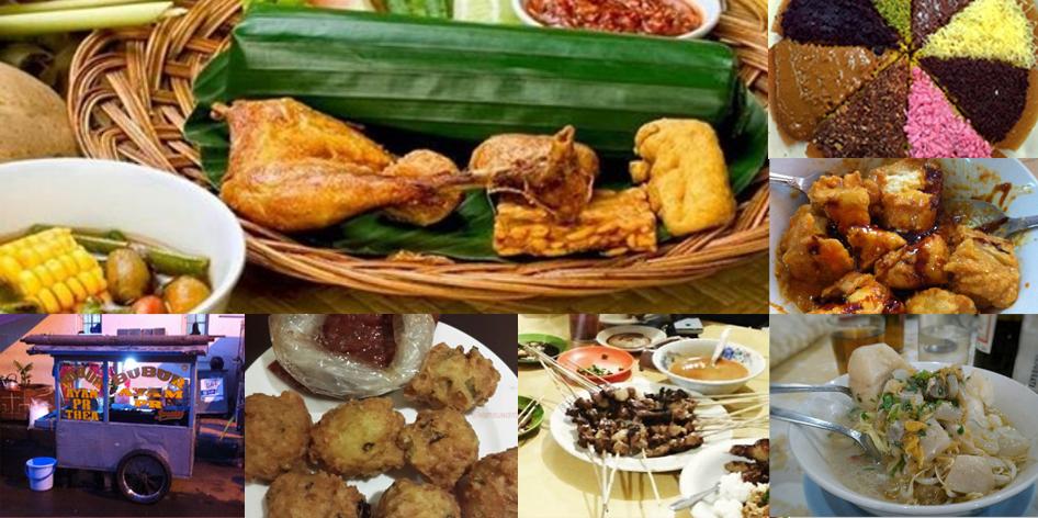 Kuliner Bandung Paling Enak 2016
