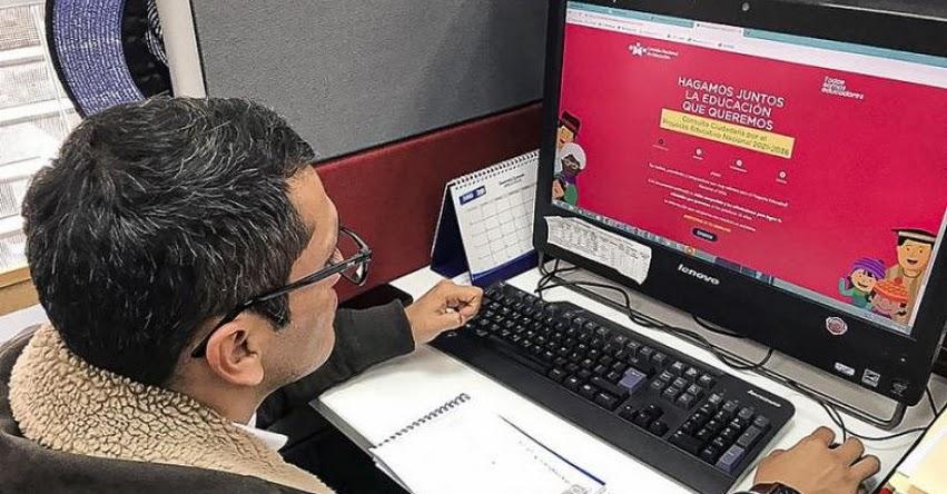 Proyecto Educativo Nacional al 2036 busca afianzar ciudadanía, inclusión y equidad, sostiene el Ministro de Educación, Martín Benavides