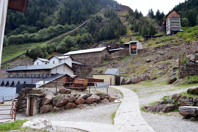 miniere monteneve ridanna masseria