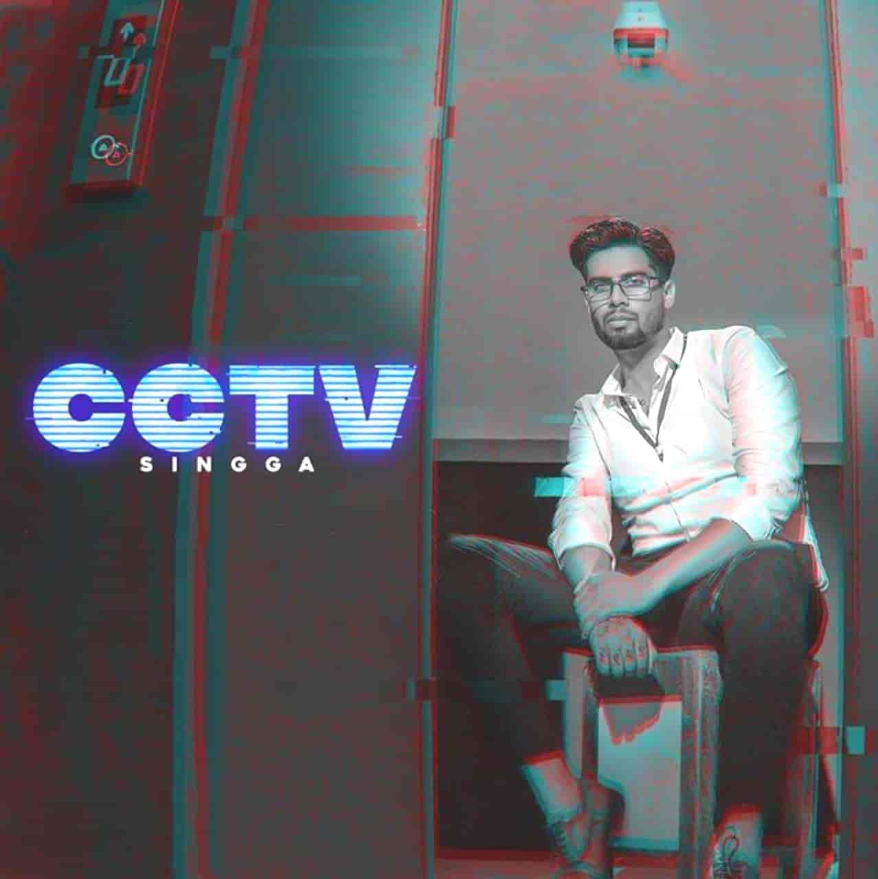 CCTV Punjabi Song Image Features Singga