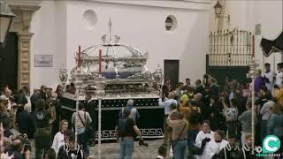 Salida Urna Santo Entierro en la Semana Santa Cádiz 2019