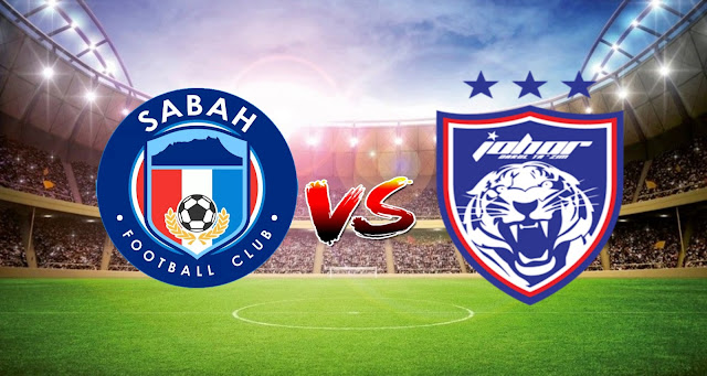 Live Streaming Sabah FC vs JDT FC 6.4.2021 Liga Super