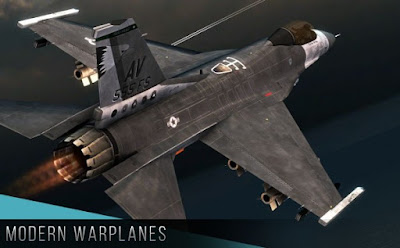 Download Modern Warplanes Apk v1.1 Mod (Free Shopping) 4
