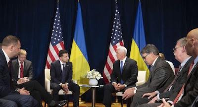 Пенс заверил, что США продолжат военную поддержку Украины