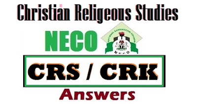 NECO CRS Expo Answers & Questions 2017 (Complete CRK OBJ/Theory Runz)