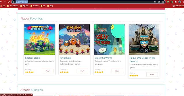 Main Game Online dengan Praktis dan Efisien