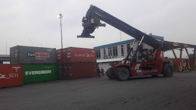 Shipping Freight Forwarder Indonesia