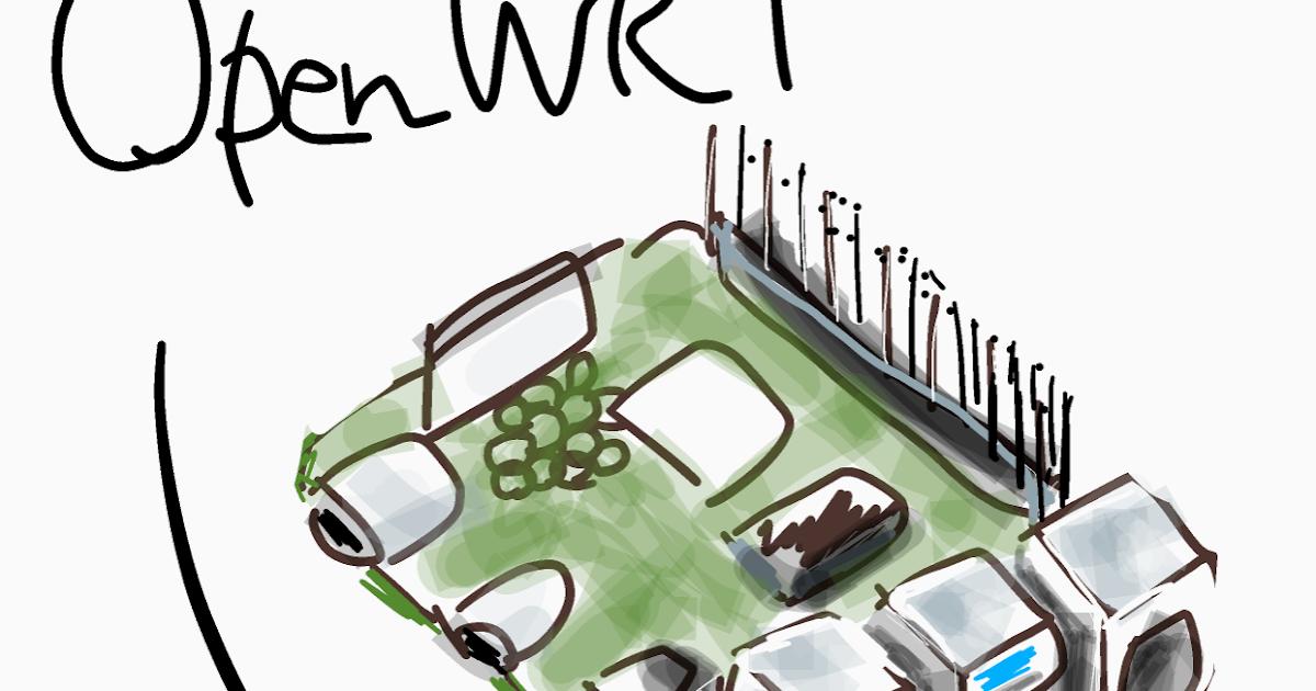 5 OpenWrt on Raspi 2.4GhzでAP化する設定