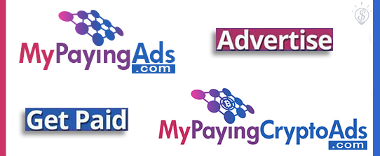 MyPayingAds MyPayingCryptoAds bitcoin uday nara revenue sharing