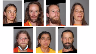 7 people charged after mummified body of spiritual leader found in Colorado home