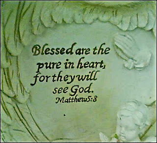 Beatitudes part 7 -purity of heart