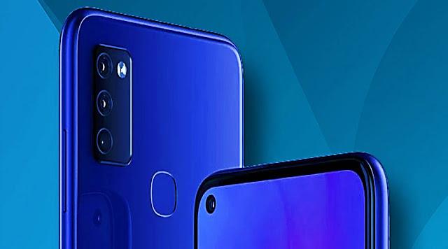 Samsung Galaxy M41    Included 6,800 mAh Battery    My Tech Flip