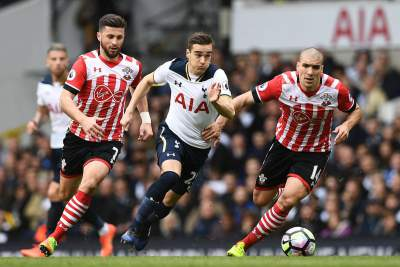 Harry Winks made his mark when he came on