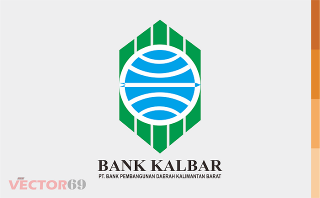 Logo Bank Kalbar Potrait - Download Vector File AI (Adobe Illustrator)