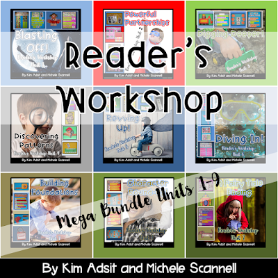 https://www.teacherspayteachers.com/Product/Readers-Workshop-MEGA-BUNDLE-by-Kim-Adsit-and-Michele-Scannell-1013520