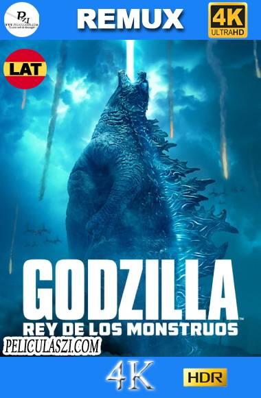 Godzilla 2: el Rey de los Monstruos (2019) Ultra HD REMUX 4K HDR Dual-Latino VIP