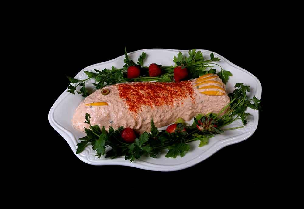 Good Food Salmon Mousse Recipe