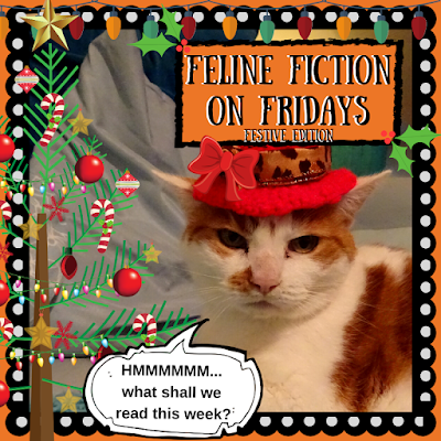 Festive Feline Fiction on Friday's with Amber ©BionicBasil®