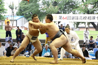 2015 National High School Sumo Tournament in Towada 第64回選抜高校相撲十和田大会