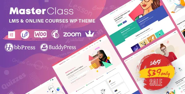 Best LMS and Education WordPress Theme
