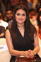 Actress Shraddha Srinath Stills in Black Short Dress at SIIMA Short Film Awards 2017 .COM 0066.JPG