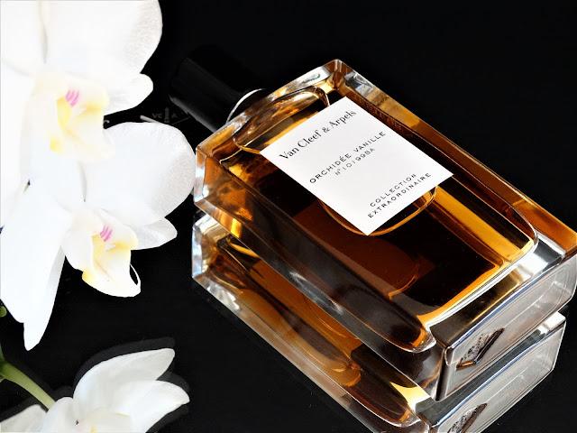 Orchidée Vanille Van Cleef & Arpels, blog parfum, parfum femme, meilleur parfum vanille, van cleef and arpels parfum, avis orchidée vanille parfum van cleef and arpels