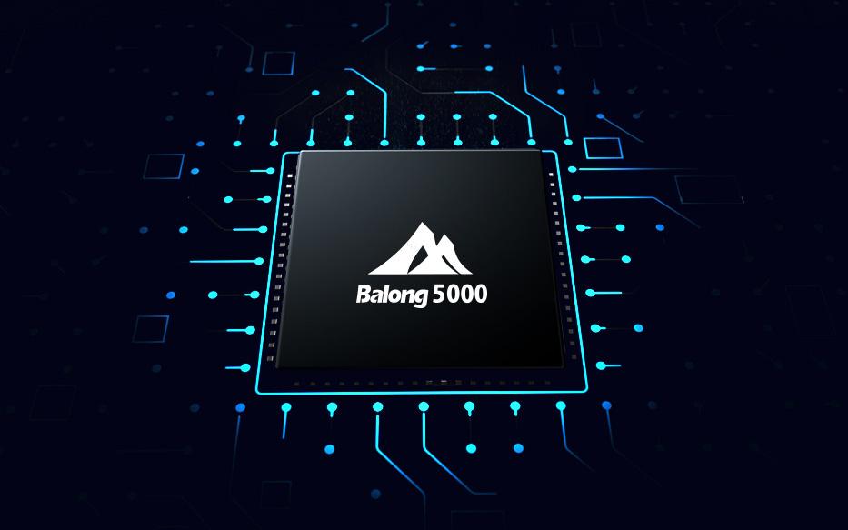 مودم 5G التابع لشركة Huawei يُعتبر أكبر وأقل كفاءة في إستهلاك الطاقة مقارنة مع مودم كوالكوم