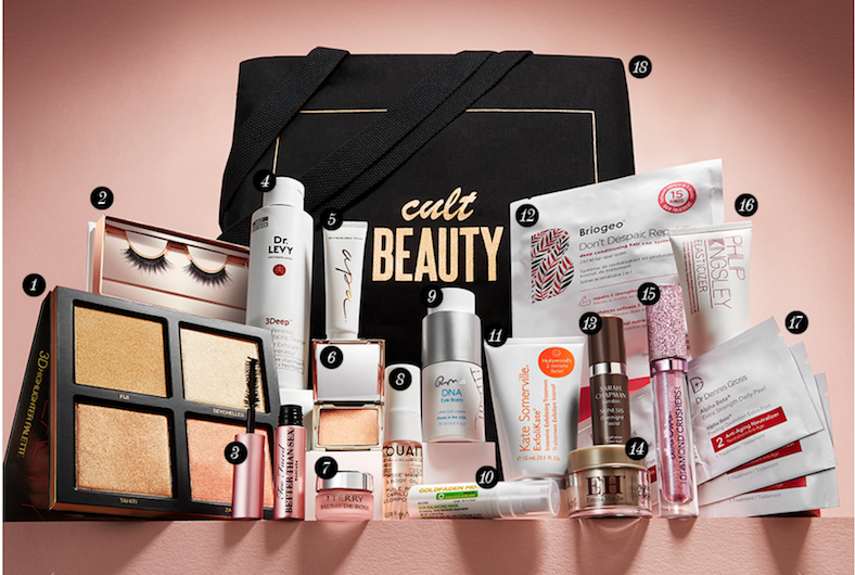 Cult Beauty The Creators Goody Bag GWP Has Amazing Full-Sized Makeup