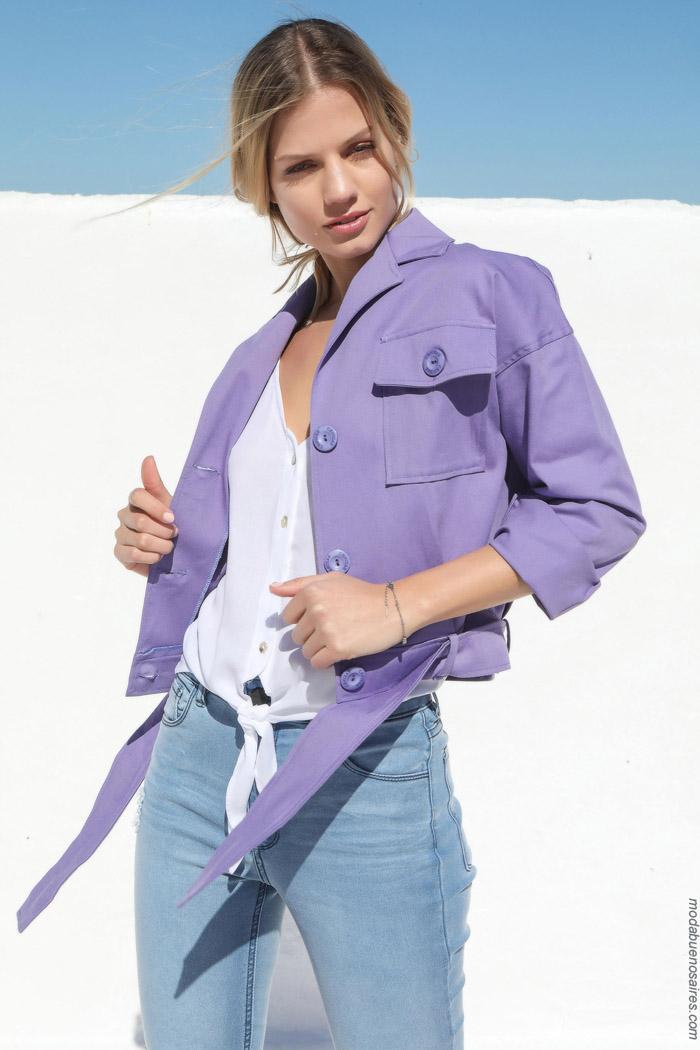 que ropa esta de moda en argentina primavera verano 2020
